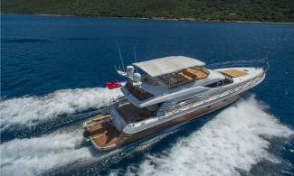Motoryat Sunseeker Manhattan 62