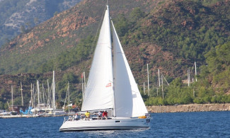 Jeanneau Sun Odyssey 36i owner's version - GSK17