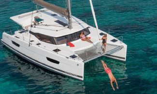 Fountaine Pajot Lucia 40 Quatuor - GSK20