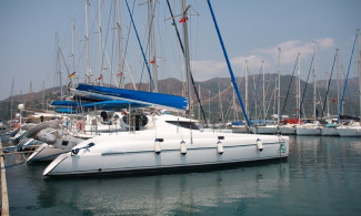 Fountaine Pajot Athena 38 - GSK21