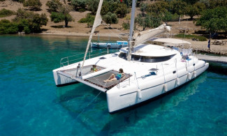Fountaine Pajot Athena 38 - GSF14