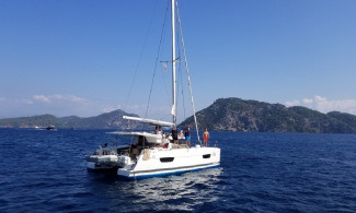 Fountaine Pajot Lucia 40 - GLS5