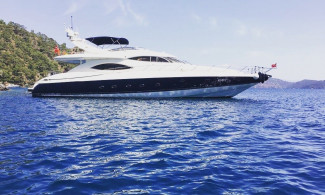 Motoryat Sunseeker Manhattan 80 Vogue