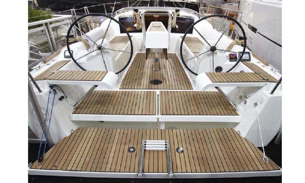 dufour 350 marmaris 2 kabinli